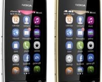 Nokia Asha 308 i Nokia Asha 309: niedrogie telefony zapowiedziane (wideo)