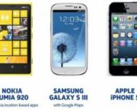 Nokia udowadnia, że dysponuje najlepszymi mapami