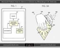 Uderz telefon, a ten zamilknie: najnowszy patent Nokii