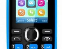 Dual-SIM Nokia 110 i 112 (video)